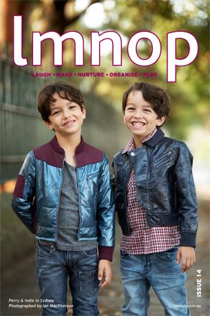 ¡LMNOP magazine!