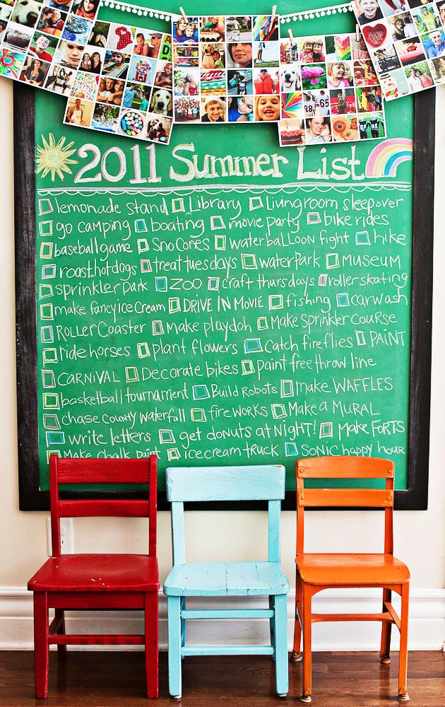 Cosas que hacer en verano