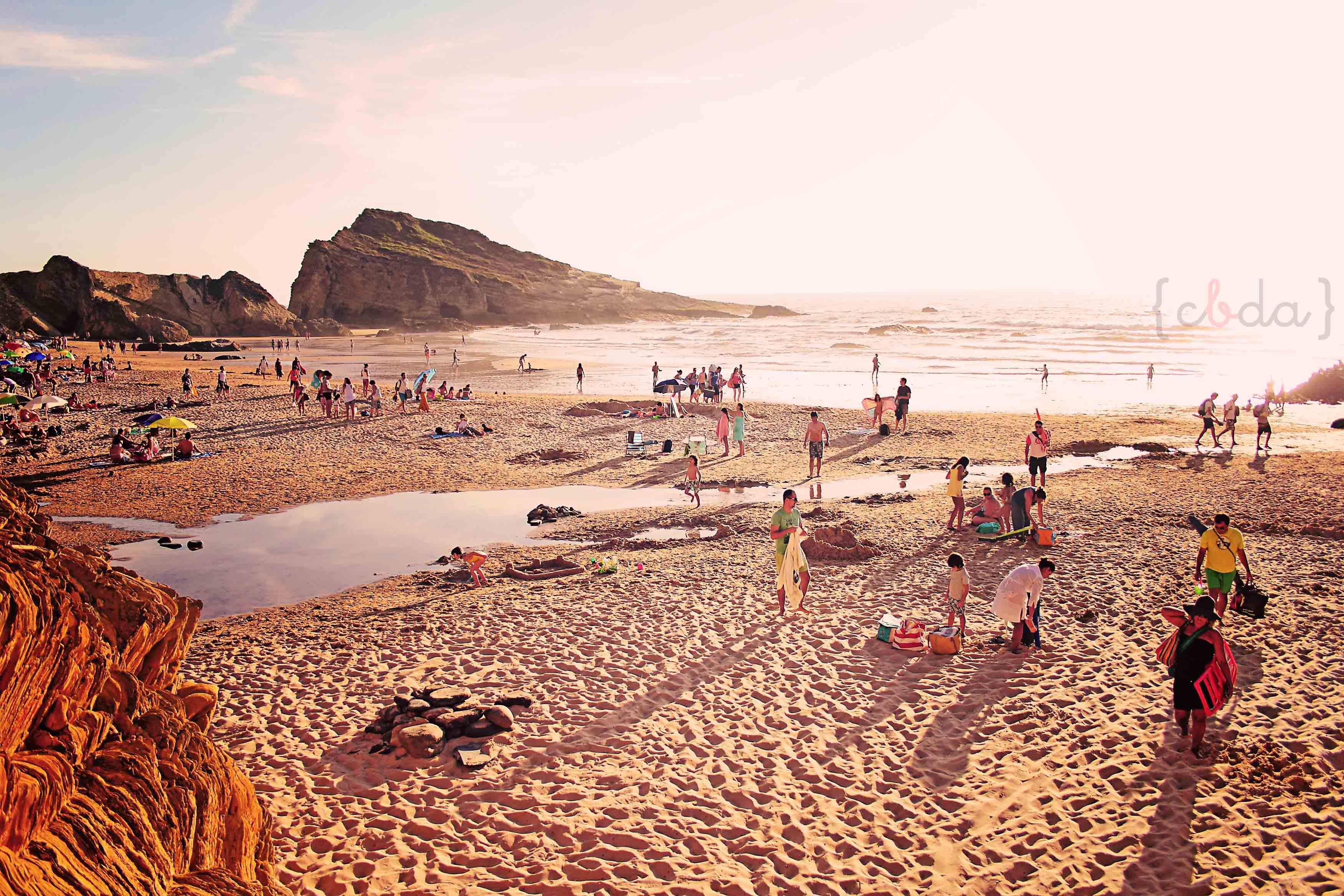 Las playas del Alentejo