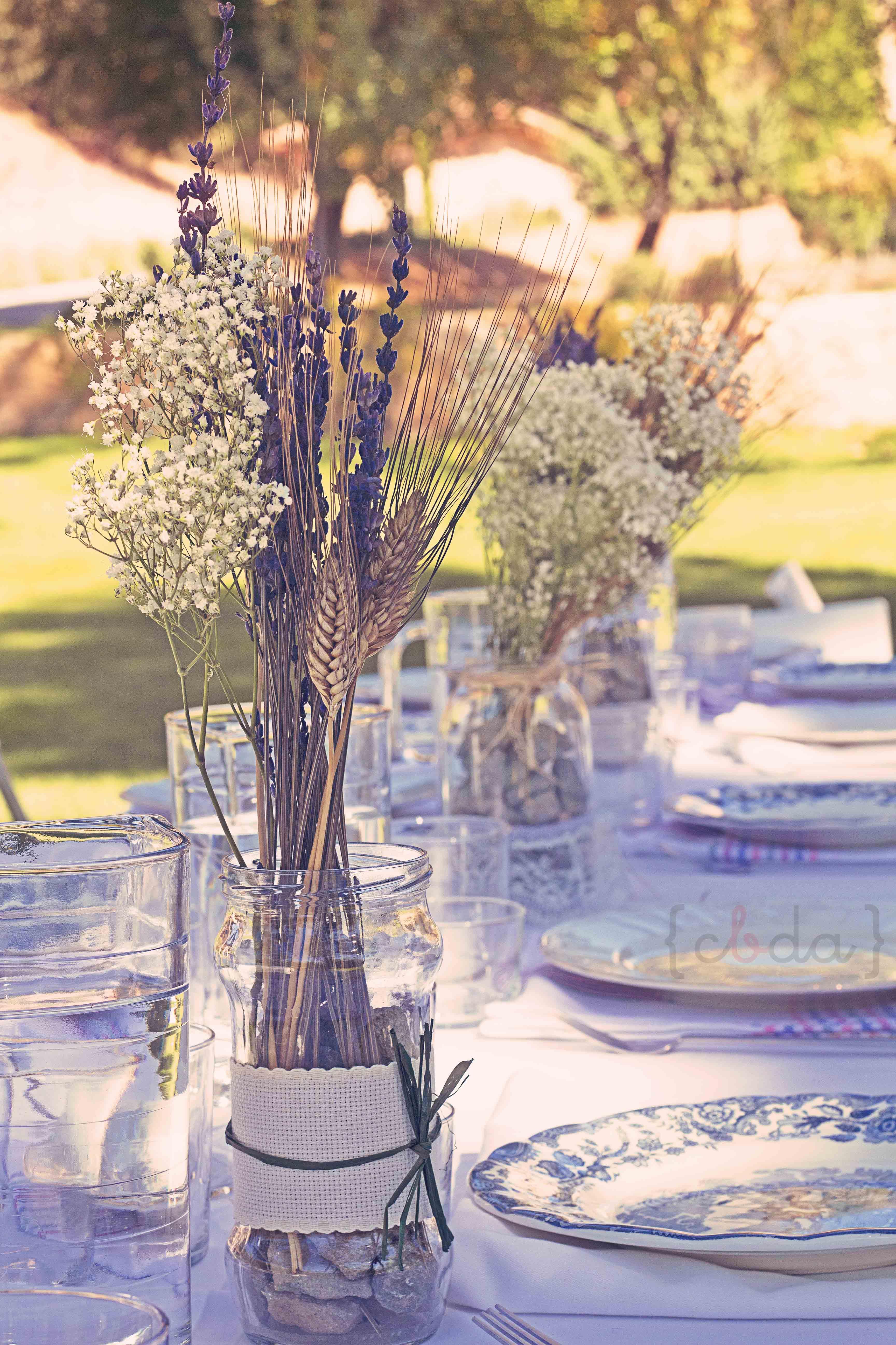 Ideas de la boda de comida dedo