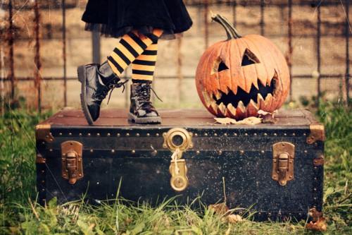 Calabazas por Halloween