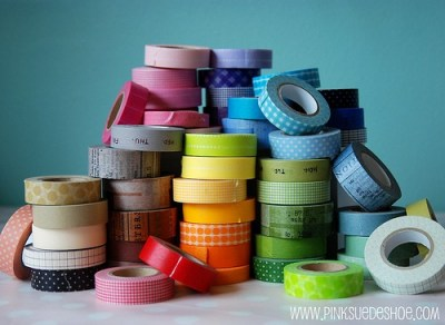 Washi Tape Morning!