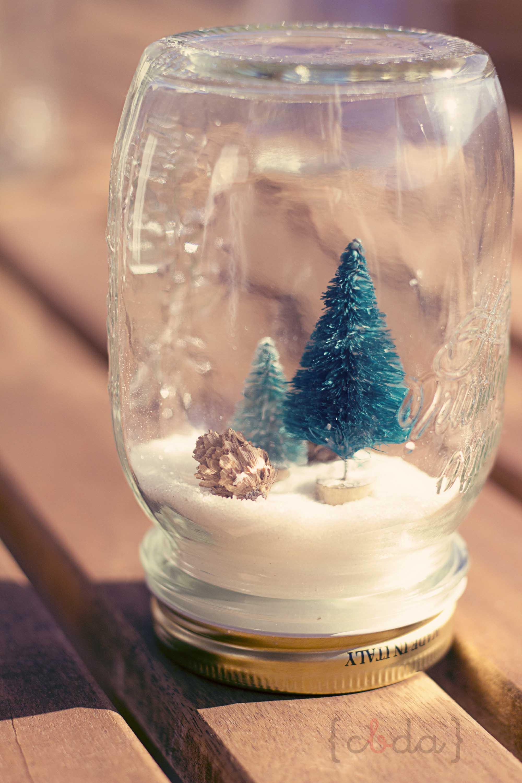 Diy bote navide o con botas de agua - Bolas de cristal personalizadas ...