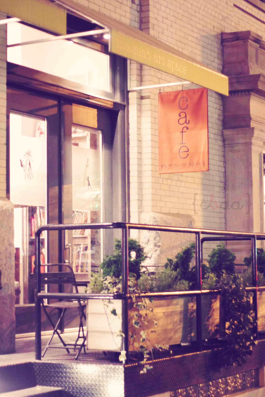 Moomah café: un lugar Mammaproof en Nueva York